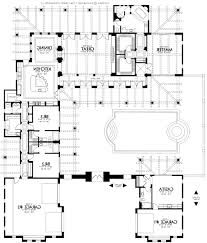 floor plans with courtyards home design courtyard house in paddington australia form a
