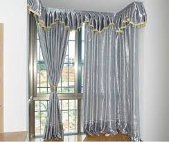 Curtains Cost Curtains For Bedroom Living Room Processing Cost Included Silver