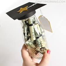 graduation diploma graduation glass bottle gift diploma money crafty morning