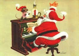 281 holiday illustration images vintage