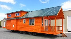 pacific loft from rich u0027s portable cabins tiny house listing