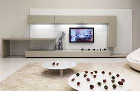 modern living room tv wall units decorating clear
