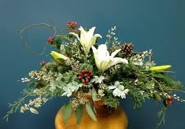 christmas floral studio
