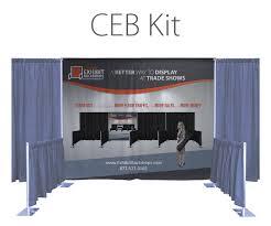 custom photo backdrop trade show displays and custom fabric backdrops custom exhibit