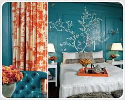 Blue Orange Color Scheme Color Psychology Decorating With Blue