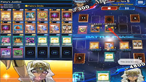 membuat game yugioh yu gi oh duel links new fairy deck with 1000 lp skill ishuzu