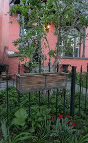 railing planters for your garden custom by rushton llc