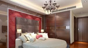 Wooden Bedroom Design Exciting Wooden Bedroom Design With Round Bed Set Feat Padded Wall