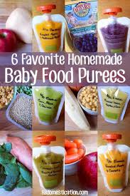 cooking for emma homemade baby food recipes babies pinterest