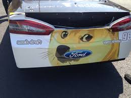 Doge Car Meme - wow much draft x post from r dogecoin gifs