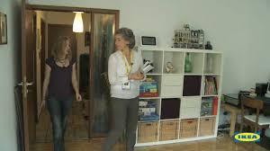 Ordnung Im Wohnzimmerschrank Ikea Schafft Ordnung Die Arbeits Wohn Kombination Youtube