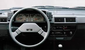 1984 subaru justy car interiors pinterest subaru justy