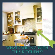 how to make cabinets smell better can you spot the mistake kitchen renovation kitchen