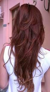 rich cherry hair colour dark hair cherry coke highlights hair pinterest dark hair