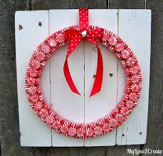 pretty winter wreaths you can craft with kids