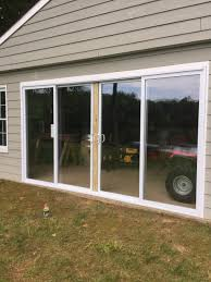 Replacing Patio Door Glass by How Much Does It Cost To Install Patio Doors Choice Image Glass