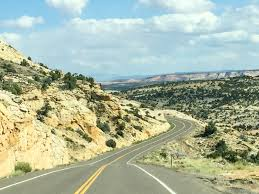 how to drive highway 12 scenic byway on a road trip in southern utah