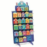 lettre chambre enfant les lettres en bois djeco jouets et merveilles