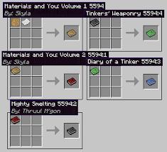 tinkers u0027 construct minecraft mods