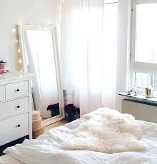 miroir de chambre sur pied miroir pour chambre miroir miroir autoportant en pied noir design