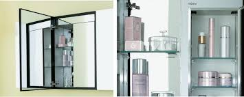 Robern Mirrored Medicine Cabinet Modern Day Medicine Cabinets From Robern And Kohler Interior