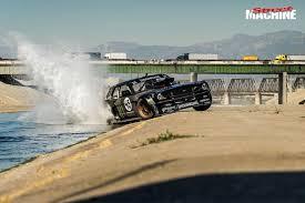 hoonigan mustang twin turbo ken block tackles pikes peak in twin turbo all wheel drive mustang