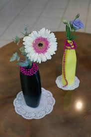 Vase Made From Plastic Bottle Flower Pot Out Of Plastic Bottle Trusper Vase Out Of Plastic