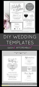 diy wedding invitation templates new diy wedding invitation templates best templates