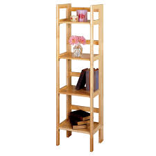 winsome 4 tier foldable shelf narrow by oj commerce 81852 107 99