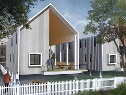 brad pitt u0027s make it right presents duplex homes for nola archdaily