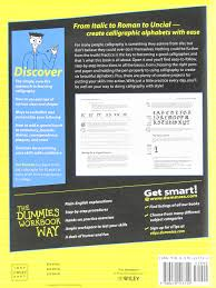 writing a research paper for dummies calligraphy for dummies jim bennett 8601300282497 amazon com books