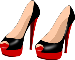 free vector graphic high heels shoes women free image on