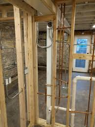 basement rough in two flat remade