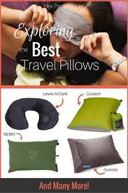 South Carolina travel pillows images Exploring the best travel pillows her packing list png