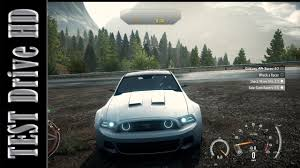 ford mustang 2014 need for speed ford mustang gt need for speed rivals test drive hd