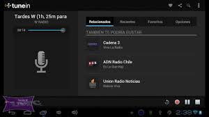 pasar grabaciones de tunein a cualquier formato de audio android