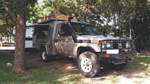 land cruiser pickup cabin land cruiser campervan crazy