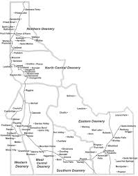 Map Of Idaho Cities Roman Catholic Diocese Of Boise Detention Facilities