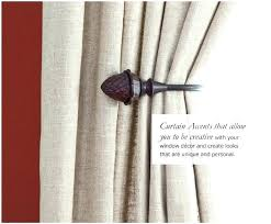 Curtain Tie Backs For How To Fix Curtain Tie Backs Www Redglobalmx Org