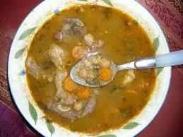 la cuisine de djouza chorba frik de djouza