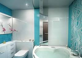 Turquoise Interior Bathroom Design Ideas Decoration For House - Colorful bathroom designs