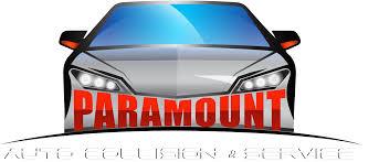 car service logo paramount auto collision u0026 service myrtle beach auto body repair
