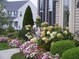 Front Garden Decor Home Landscape Design Ideas Daze Small Garden Decor 21
