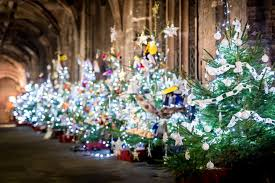 the christmas tree festival chester cathedral