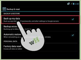 how to use an android tablet 8 steps with pictures wikihow
