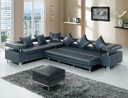 Sofa Bed Sectional Sofa Gorgeous Leather Sofa Bed Sectional Inspiring Beds