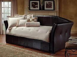 Wood Daybed Frame Bedroom Engaging White Finish Day Bed Trundle Daybed Wooden Wood