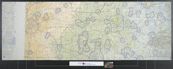 Dallas Fort Worth Map by Dallas Ft Worth Sectional Aeronautical Chart The Portal To