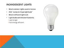 common light bulb types types of lights jack urban ppt video online download