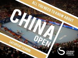 All You Need To Know by Saturday All You Need To Know About The China Open